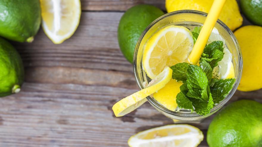El jugo para adelgazar y bajar barriga