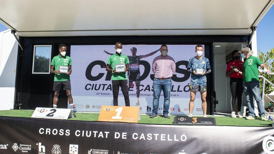Castelló vive su cross más exigente con victorias de Rodrigue Kwizera y Likina Amebaw