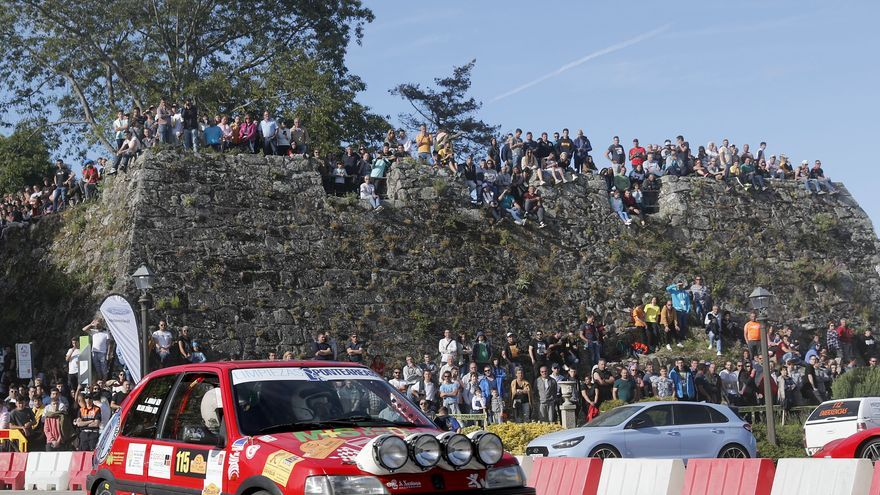 El Rally Rías Baixas está de vuelta