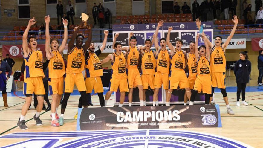 El Granca se lleva por primera vez el prestigioso Torneo de Hospitalet