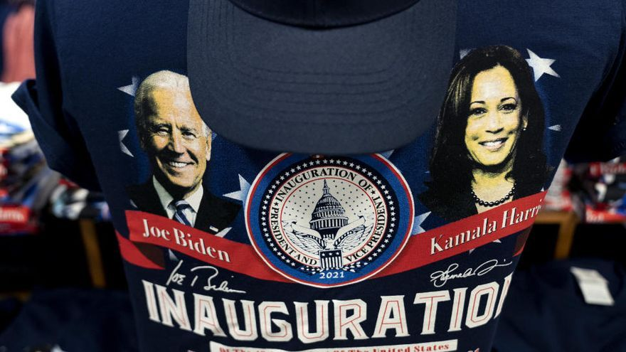 Guía para seguir la investidura de Joe Biden