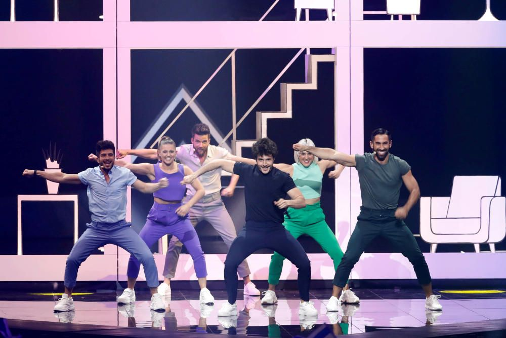 España, enn Eurovisión 2019