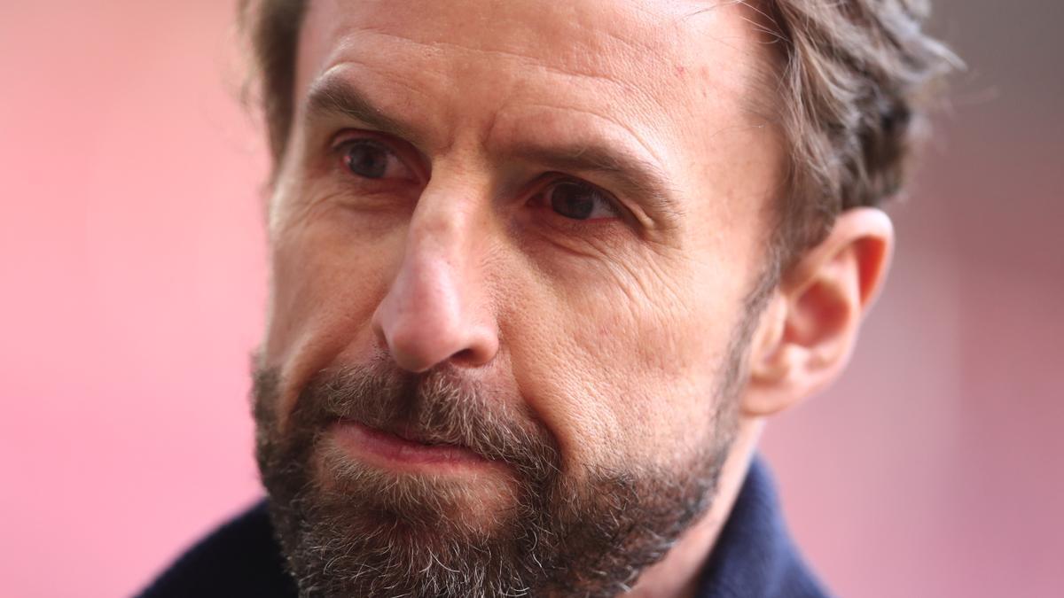 El seleccionador de Inglaterra, Gareth Southgate.