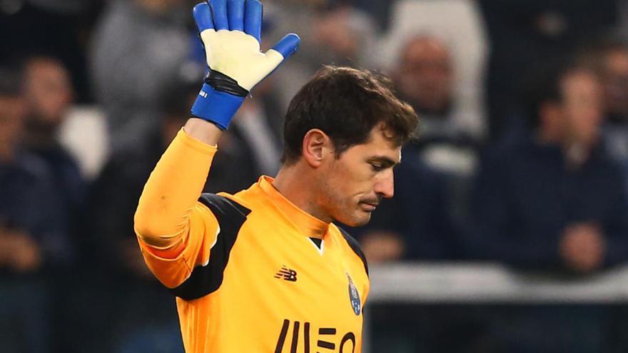 Iker Casillas, ¿al Deportivo?