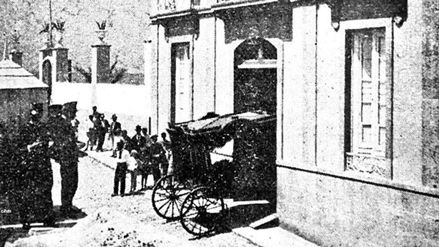 1903. La Benéfica, calle Ruiz de Padron | | E.D.