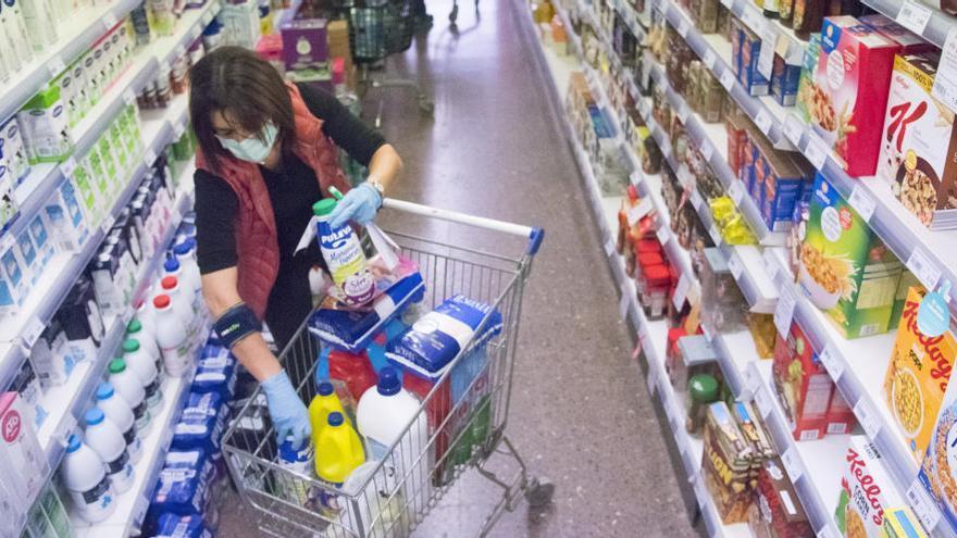 Obre algun supermercat gran aquest 12 d'octubre a Manresa?