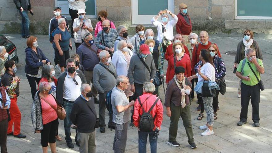 El atractivo de Ourense sigue al alza con un 90% de ocupación de media en el puente