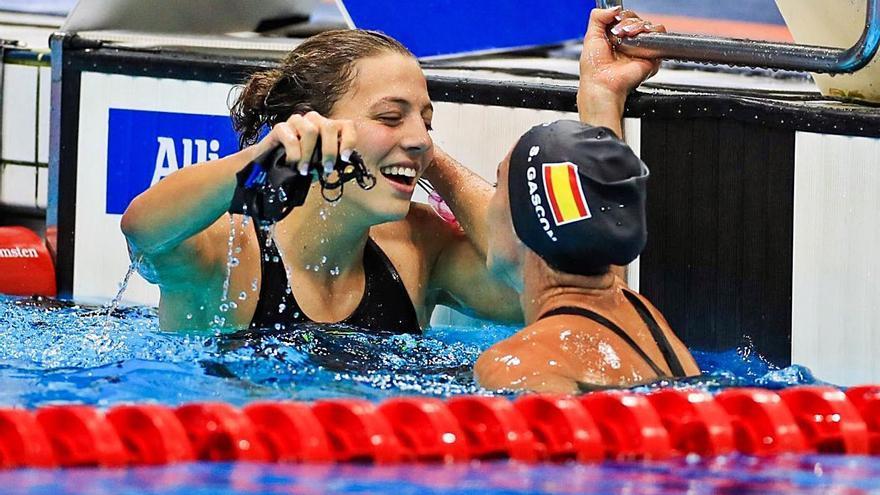 Les nostres nedadores satisfan objectius europeus distanciades per 3.500 km