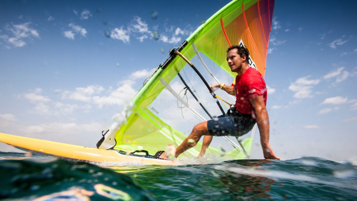 Ángel Granda will represent Spain at the Tokyo Olympics in RS: X