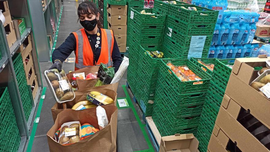 Amazon mete presión a los 'super' con la venta de productos frescos
