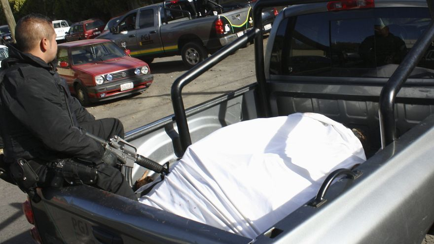 Presuntos sicarios matan a nueve personas en México