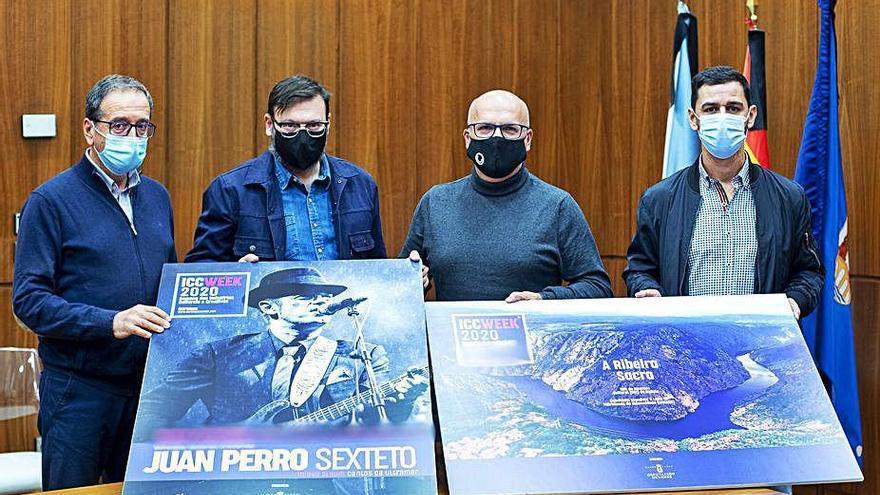 Juan Perro, Anni B. Sweet, o deseño e os videoxogos, protagonistas da 'ICC Week'