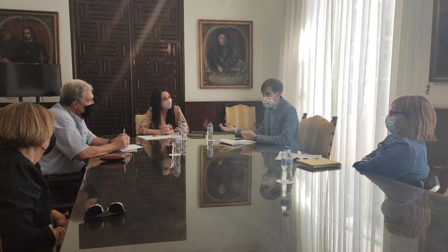 Orihuela arrienda el chalet de Hurchillo para albergar la residencia Oriol