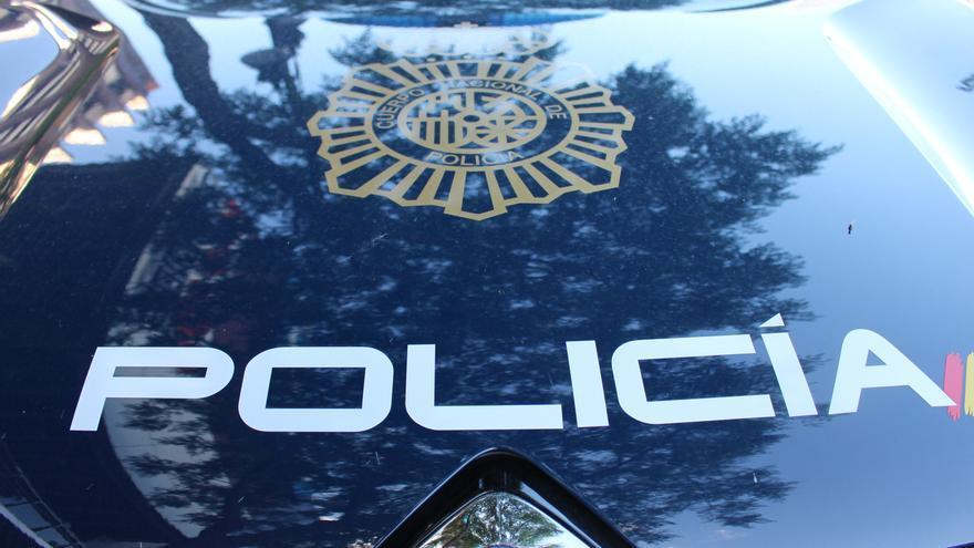 Cuatro agentes heridos en Madrid tras ser embestidos por el conductor de un coche robado