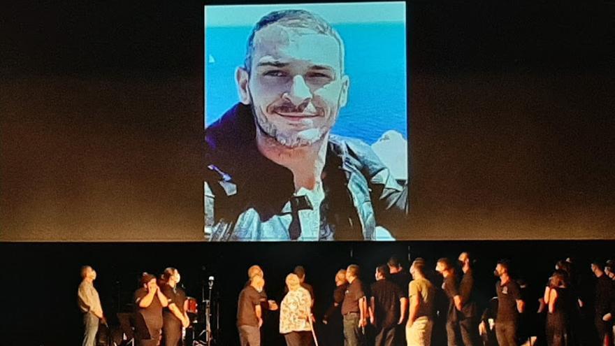 Homenaje en el Teatre Principal a su director escénico fallecido en accidente de moto