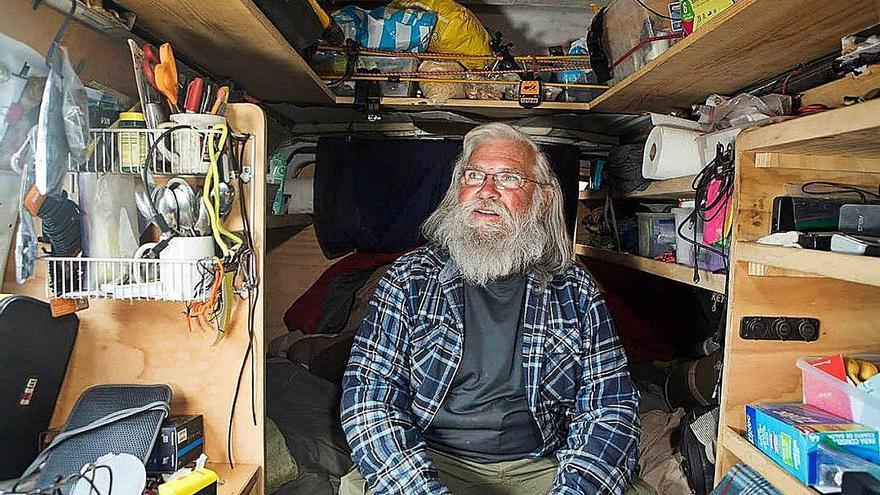 El gurú del país nómada