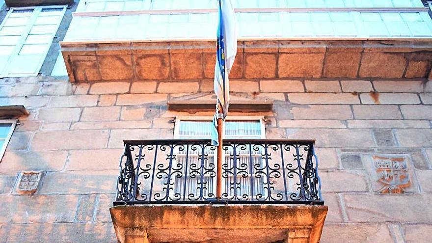 La comisión del Pepri da el visto bueno a la reforma de la sede de la Real Academia Galega