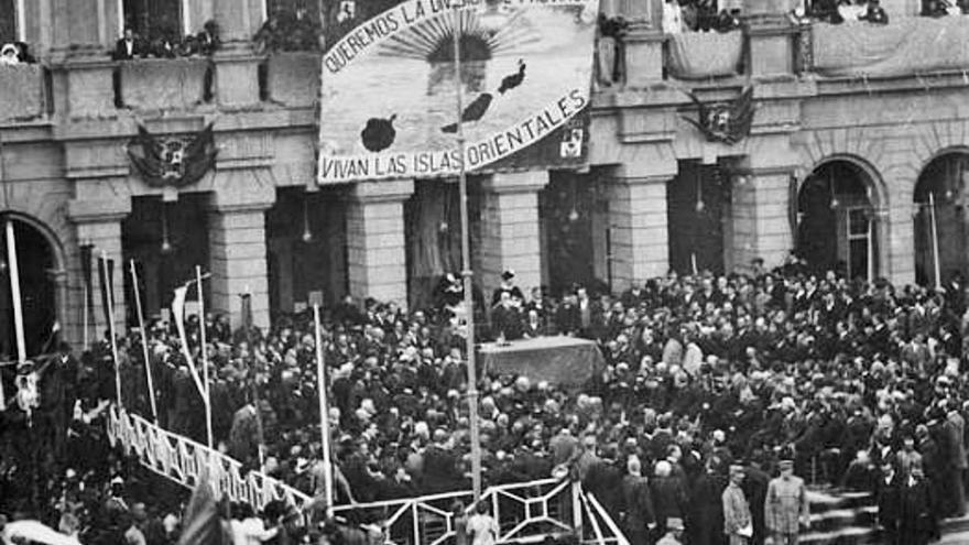 Canarias 1911