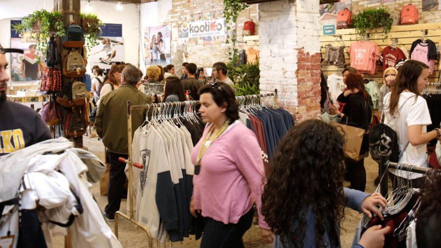 La proposta de venda de roba de marca del Rec d'Igualada ja té noves dates