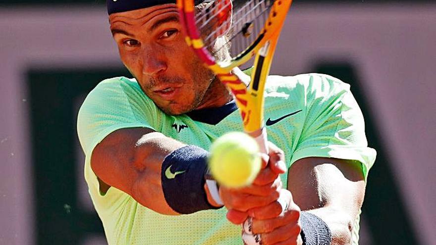 Nadal es desfà de Popyrin a Roland Garros