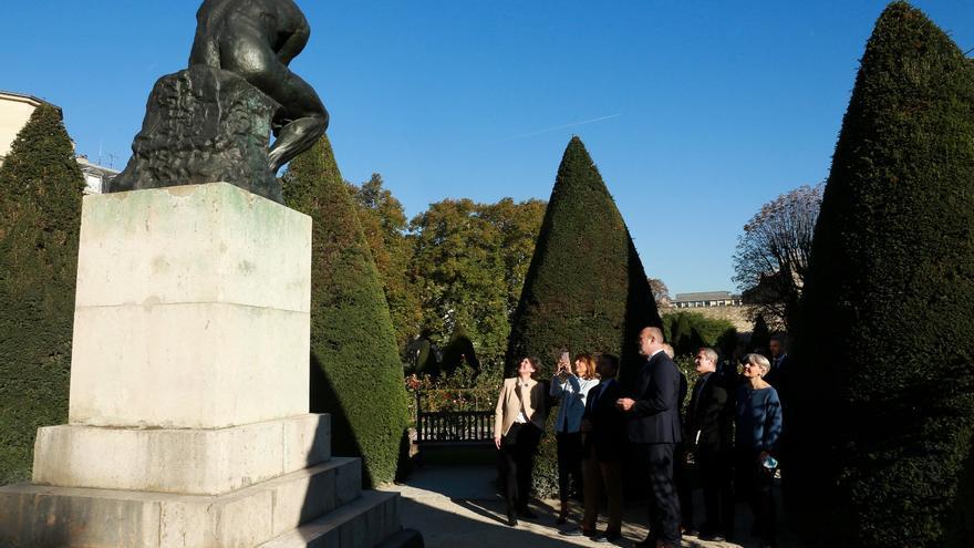 El Museo Rodin de Santa Cruz albergará un original de 'El Beso' y una réplica de 'La Puerta del Infierno'