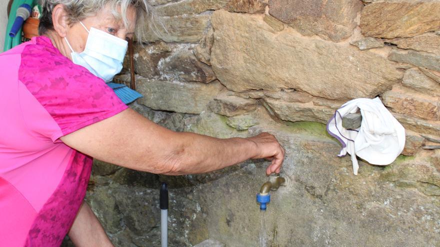 Reparada la avería que casi deja a Otero de Sanabria sin agua