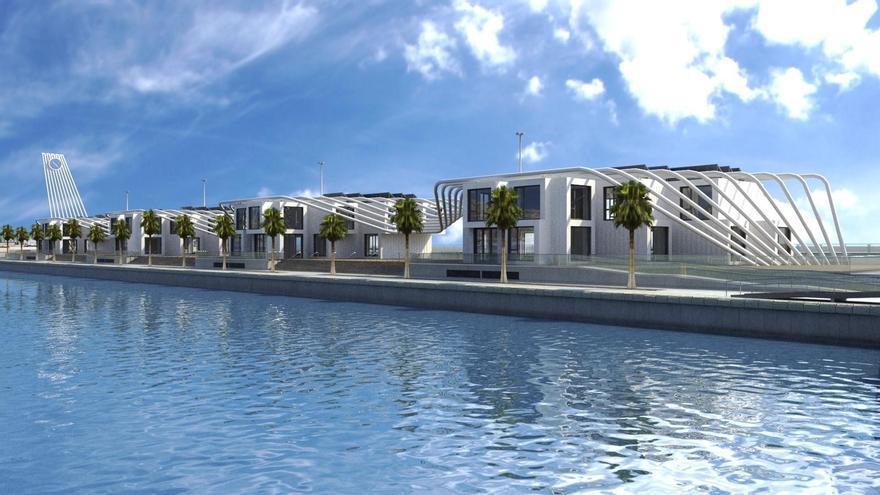 El Consell autoriza la licitación del nuevo edificio de Distrito Digital en el Puerto de Alicante