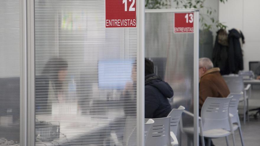 Raquítico descenso del paro en Zamora: 43 desempleados menos en agosto