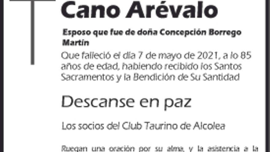 Clodoaldo Cano Arévalo