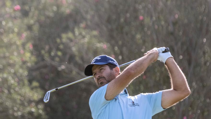 El austriaco Winther es el primer líder del Mallorca Golf Open