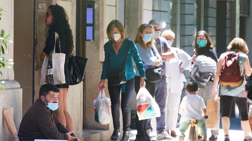 Un 44% de infectados leves no quedan inmunizados