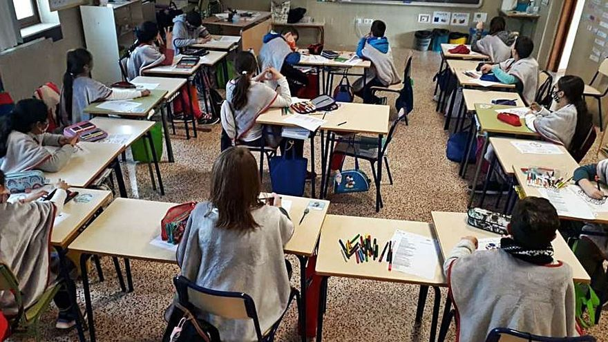 """Sanitat descarta por el momento cerrar los colegios porque son """"espacios seguros y de detección"""""""