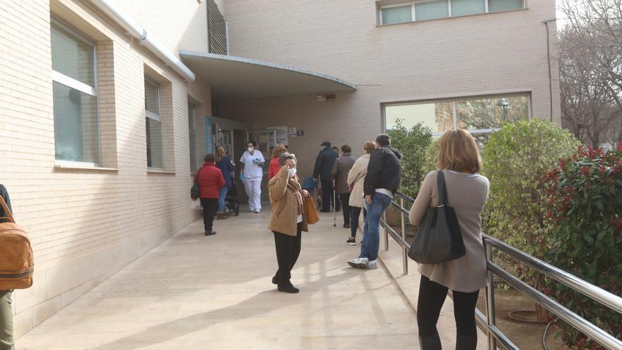 Los centros de salud estarán cerrados los días 9 y 10 en Castelló