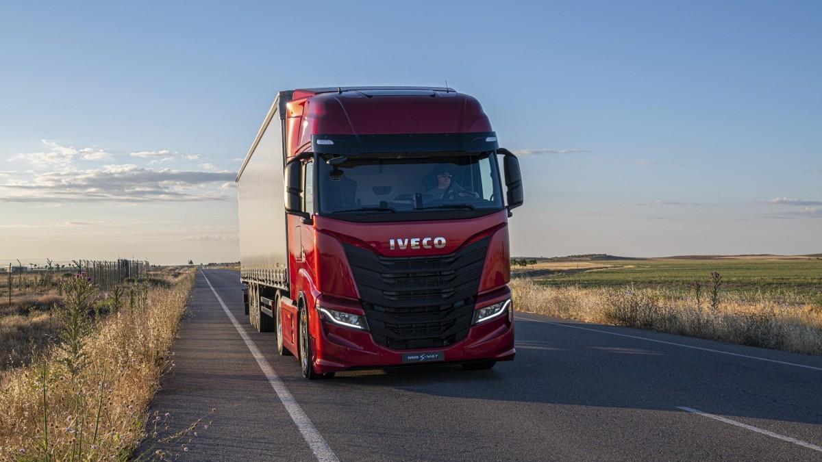 Nuevo Iveco S-Way: un hogar lejos de casa para los conductores