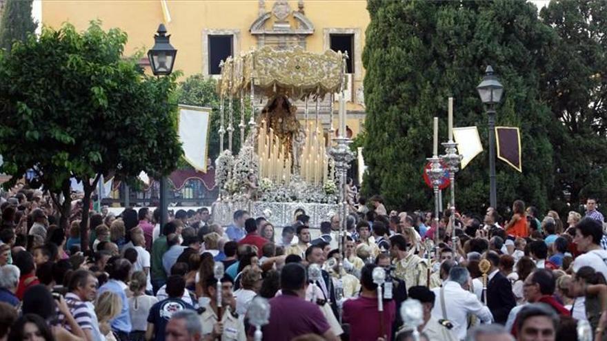 El Carmen de San Cayetano suspende la salida procesional