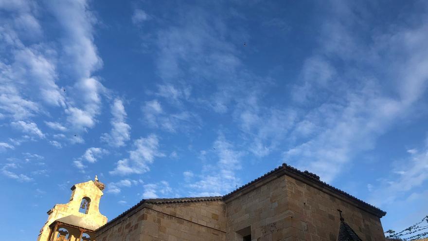 El tiempo en Zamora hoy, martes | Día primaveral