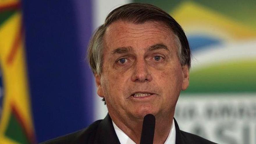 Bolsonaro anuncia un nuevo retraso en el inicio de la vacunación