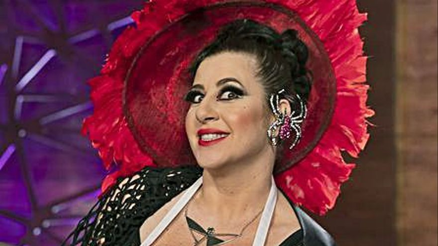 La Terremoto de Alcorcón, semifinalista en 'MasterChef Celebrity'