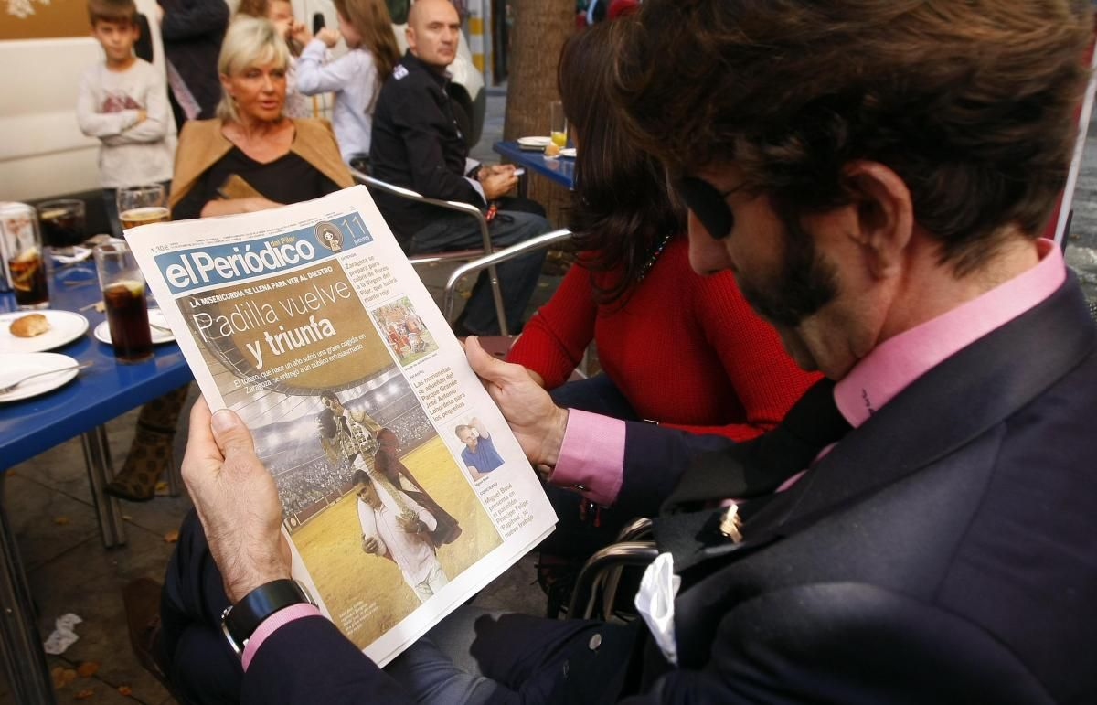 El Periódico de Aragón en las Fiestas del Pilar