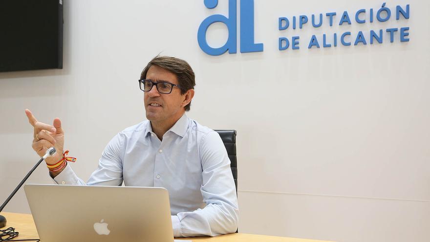 La Diputación de Alicante destina 200.000 euros a actividades para residentes internacionales de la provincia
