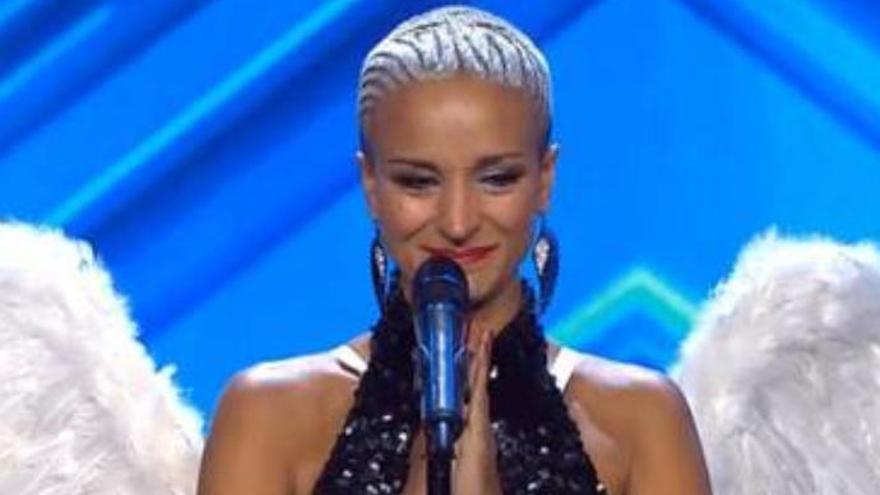 La historia de la canaria Sara que conmueve a 'Got Talent'