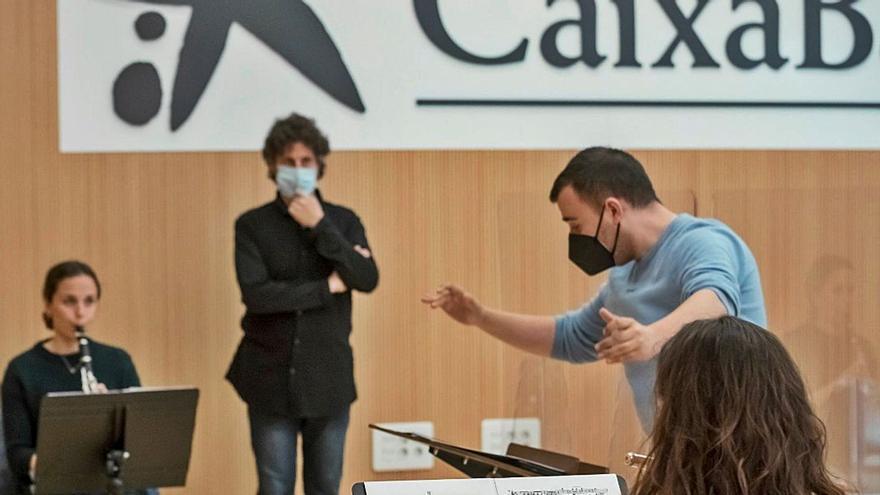 CaixaBank 'Escolta València' anuncia un programa d'ajudes a la música valenciana