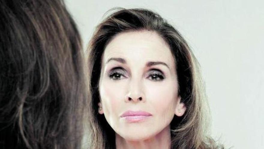 La actriz Ana Belén.
