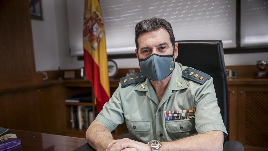 """""""Asturias ha llegado al suelo de criminalidad y va a ser difícil reducir más la delincuencia"""""""