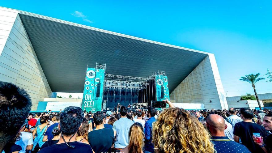 El festival Oh See! Málaga se cancela este año y se pospone a septiembre de 2022