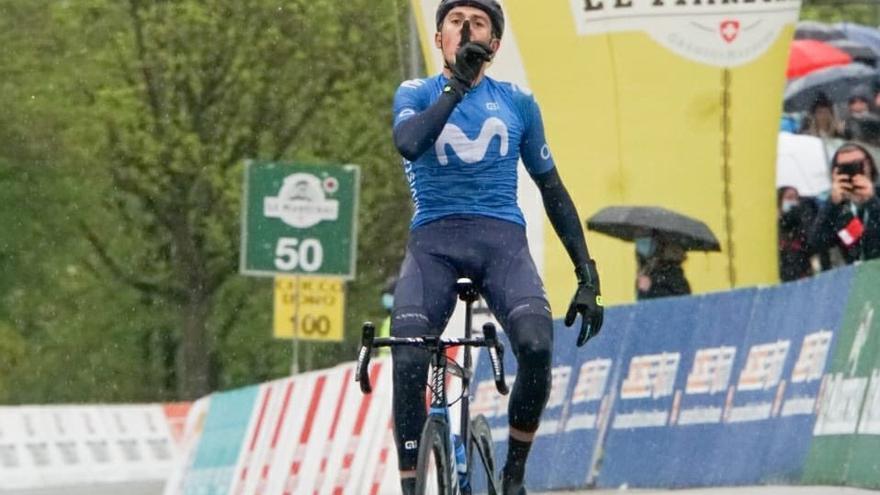 Marc Soler, ante la presión de probarse como jefe de filas en el Giro