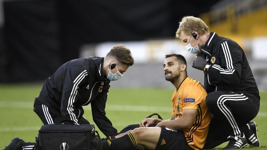 Jonny vuelve a romperse el cruzado y dice adiós a la temporada