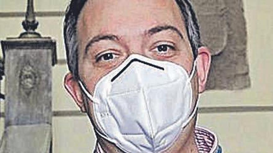 """Alejandro Vega: """"Quiero que el Plan General de Villaviciosa sirva para 20 o 30 años"""""""
