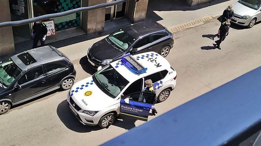 Arrestat per robar en dos supermercats de Manresa en un mateix matí