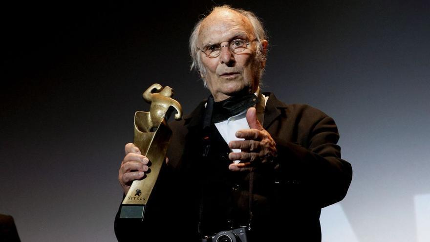 """Carlos Saura recibe el Gran Premio Honorífico en Sitges: """"El cine es una maravilla"""""""